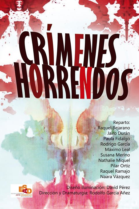 Crímenes Horrendos | Teatro - comedia negra