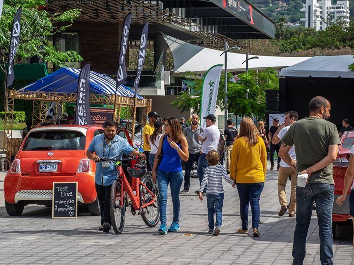 IV Festival Ciudadano de Movilidad Eléctrica