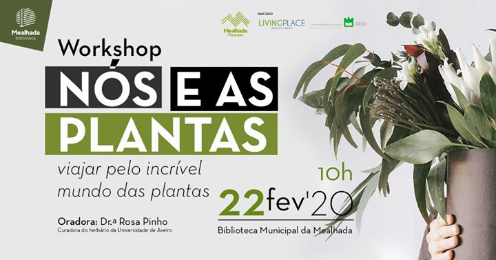Workshop 'Nós e as plantas'