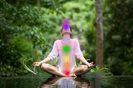 Meditação para Cura dos Chakras com Cristais, em Lua Minguante
