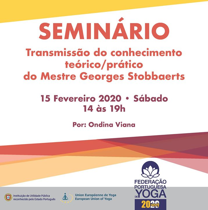 Seminário 'Transmissão do conhecimento teórico/prático do Mestre