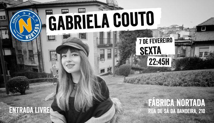 Gabriela Couto - Fábrica Nortada