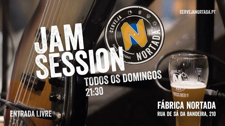 Jam Session - Fábrica Nortada