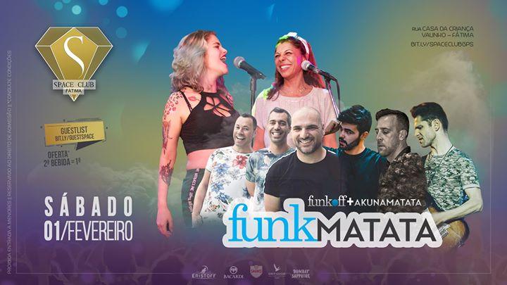 FUNKMATATA (Funkoff + Akunamatata) • live music concert
