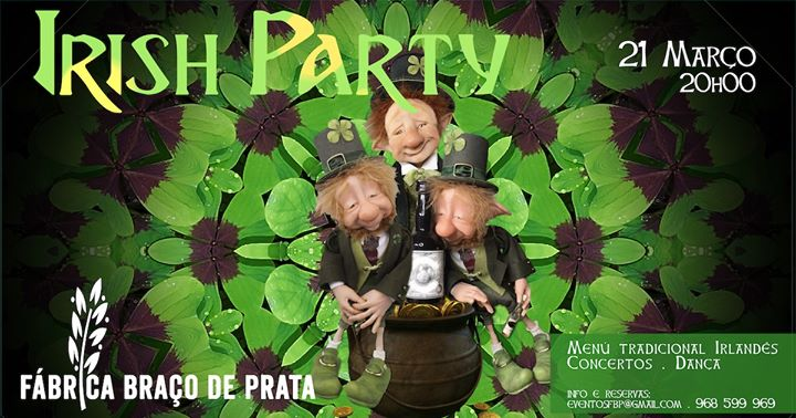 Irish Party 2020 | Lisboa