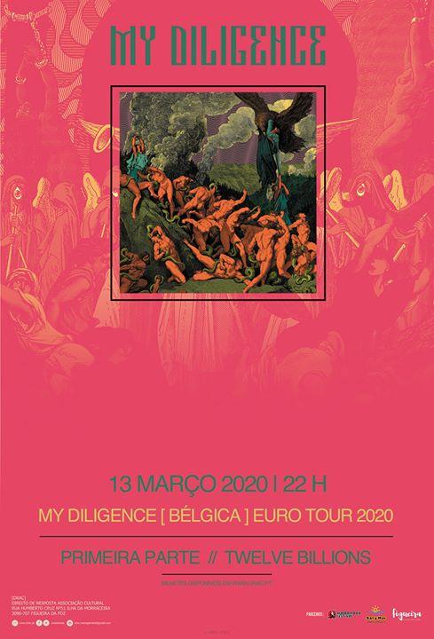 My Diligence [Bélgica] + Twelve Billions