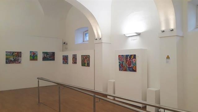 """Exposição de Pintura: """"Minhas Raízes"""", de Vítor Pisco"""