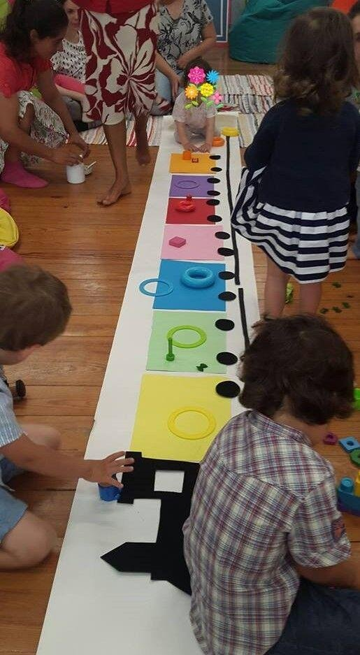 Playgroup - Grupo de Socialização
