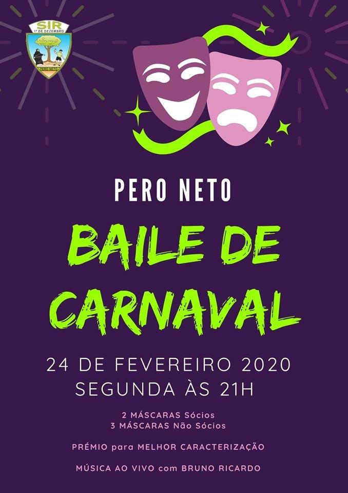 Baile de Carnaval do Pero Neto