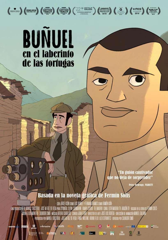 Cine Filmoteca: «Buñuel en el laberinto de las tortugas»