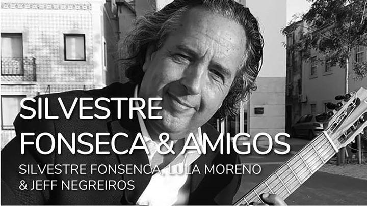 Silvestre Fonseca & Amigos - Concerto Sala Provador