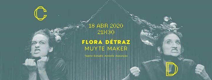 Flora Détraz | Muyte Maker