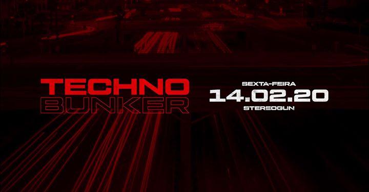 Techno Bunker #14 na Stereogun