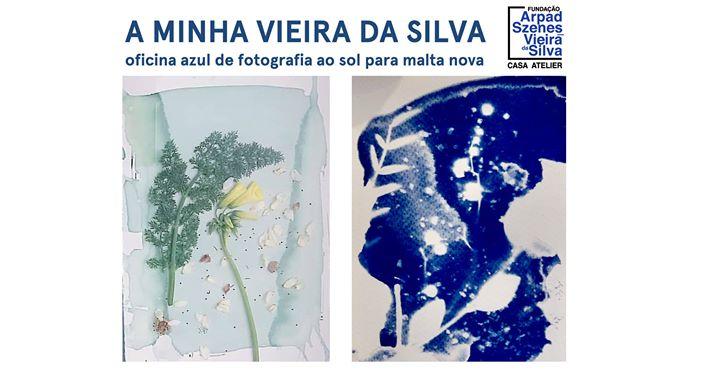 A minha Vieira da Silva - oficina de Páscoa para malta nova