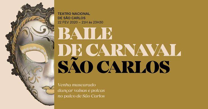Baile de Carnaval em São Carlos