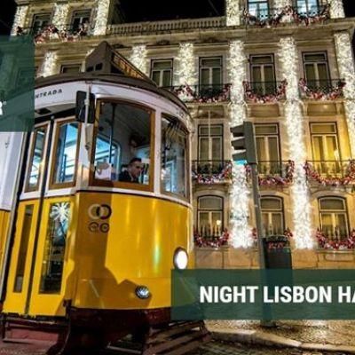 Night Lisbon Hard Trekking