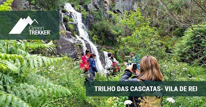 Trilho das Cascatas- Vila de Rei