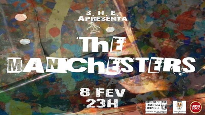 The Manchesters + Mod64 /\ SHE