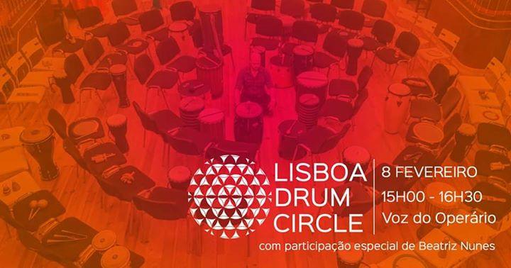 2º Lisboa Drum Circle