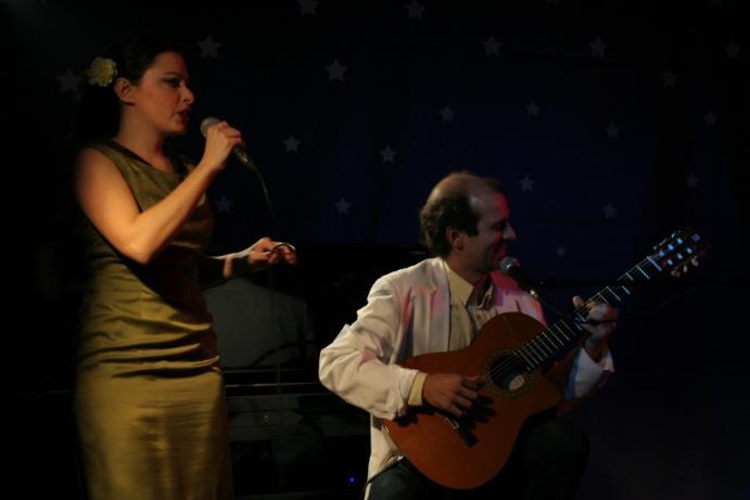 Anita no Brasil // Online