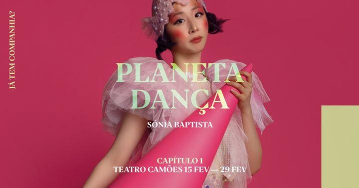 Planeta Dança - 1.º capítulo :: Sónia Baptista :: 15-29 fev