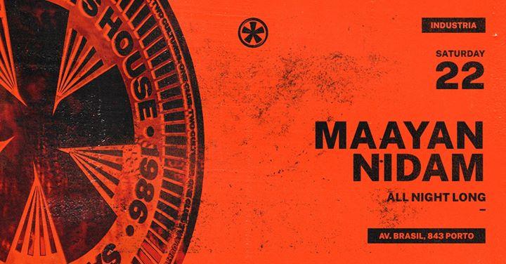Maayan Nidam (All Night Long)
