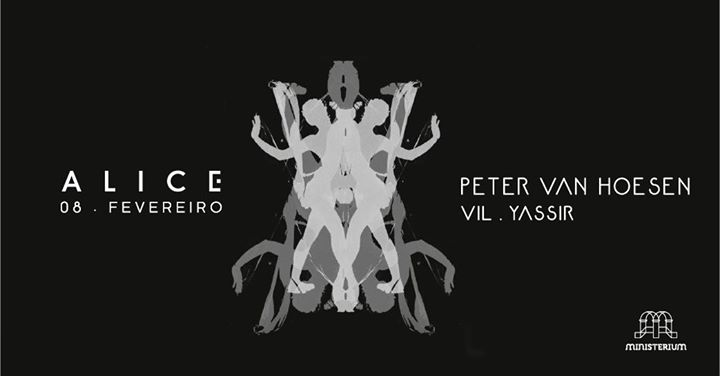 A L I C E 3.4 Peter Van Hoesen » Vil » Yassir