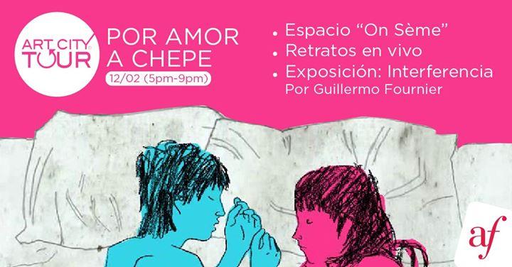 Art City Tour: Por amor a Chepe
