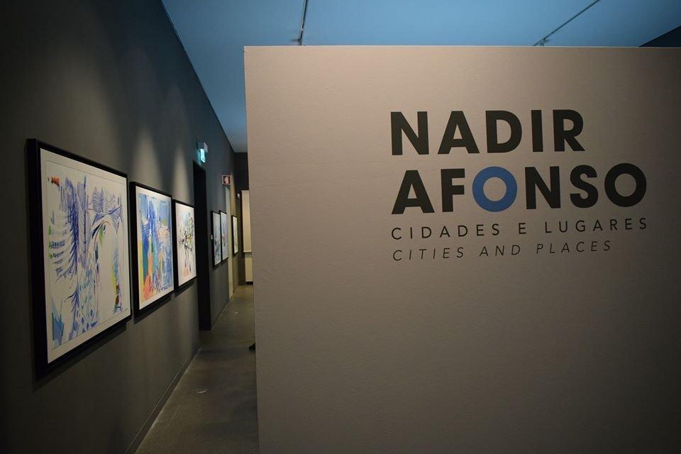 Visita orientada | Exposição 'Nadir Afonso: cidades e lugares'