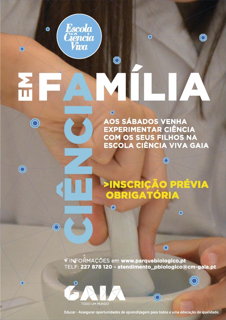 Ciência em Família
