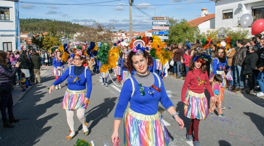 Carnaval em Zambujeira do Mar