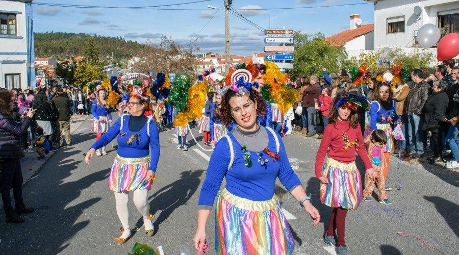 Desfiles de Carnaval