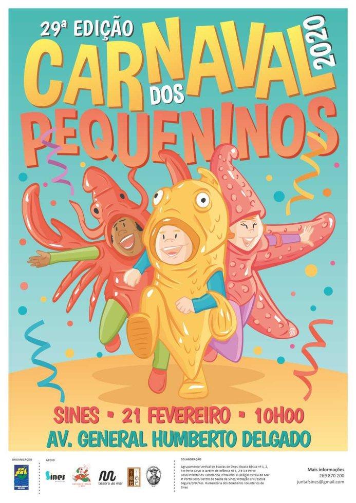 Carnaval de Sines 2020