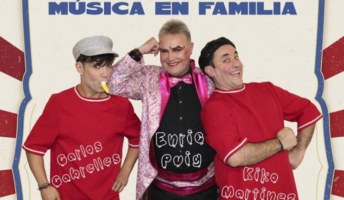 'Vivan los payasos' – Banda Municipal de Música de Badajoz