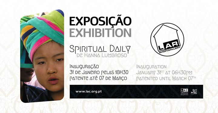 Exposição 'Spiritual Daily', Galeria LAR - Lagos, Portugal