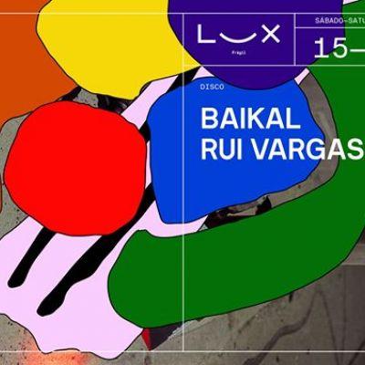 Baikal x Rui Vargas