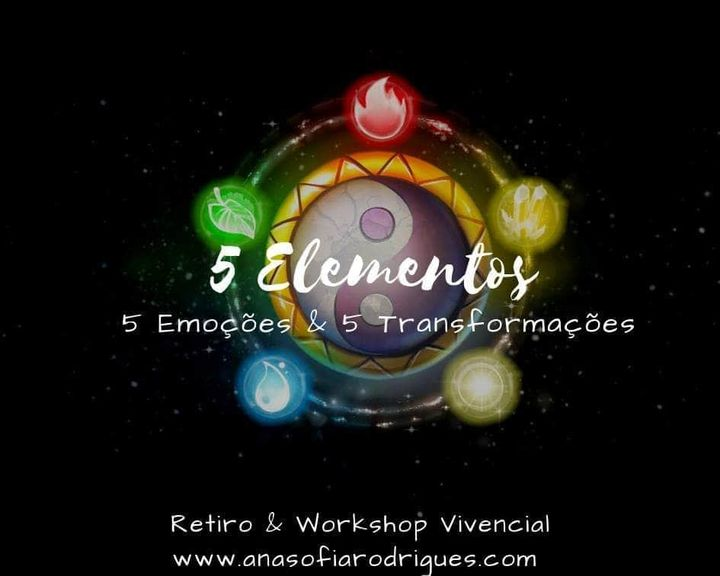 5 Elementos - Retiro & Workshop Vivencial