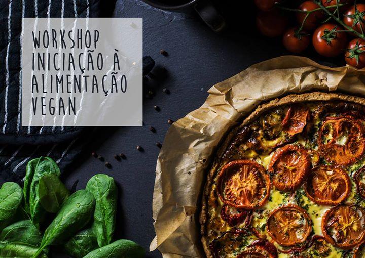 Iniciação à Alimentação Vegan | Workshop