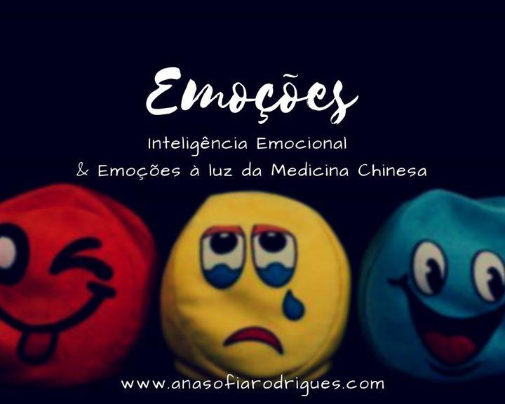 Emoções - Inteligência Emocional e Emoções à luz da MTC
