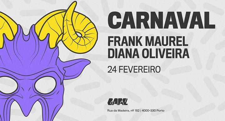 Carnaval 2020 - Frank Maurel | Diana Oliveira