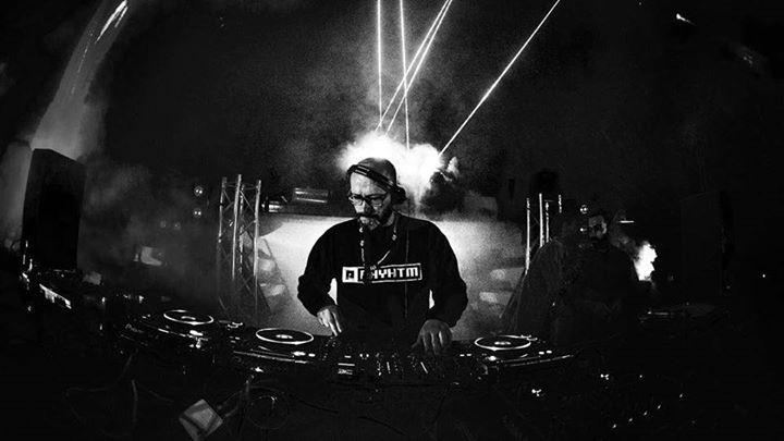 Steve Parker, Midinoize, DJ Link - free entry