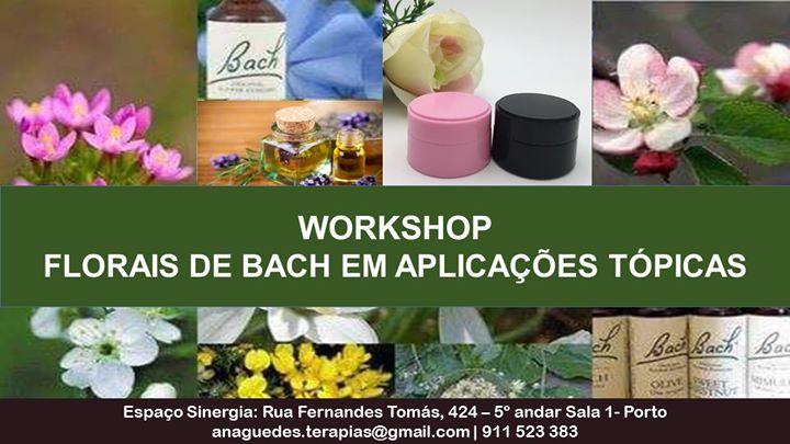 Florais de Bach: Aplicações Tópicas