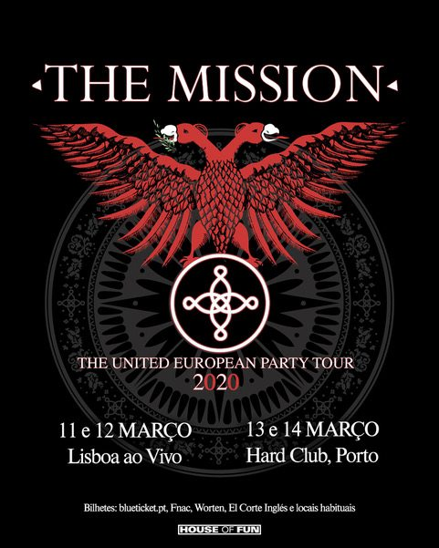 The United European Party Tour - Lisbon