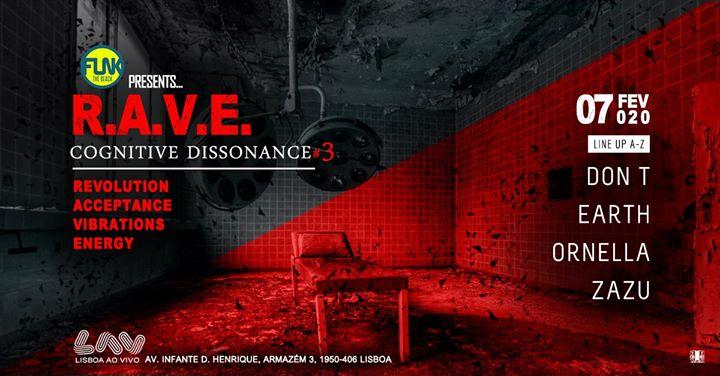 RAVE #3 Cognitive Dissonance