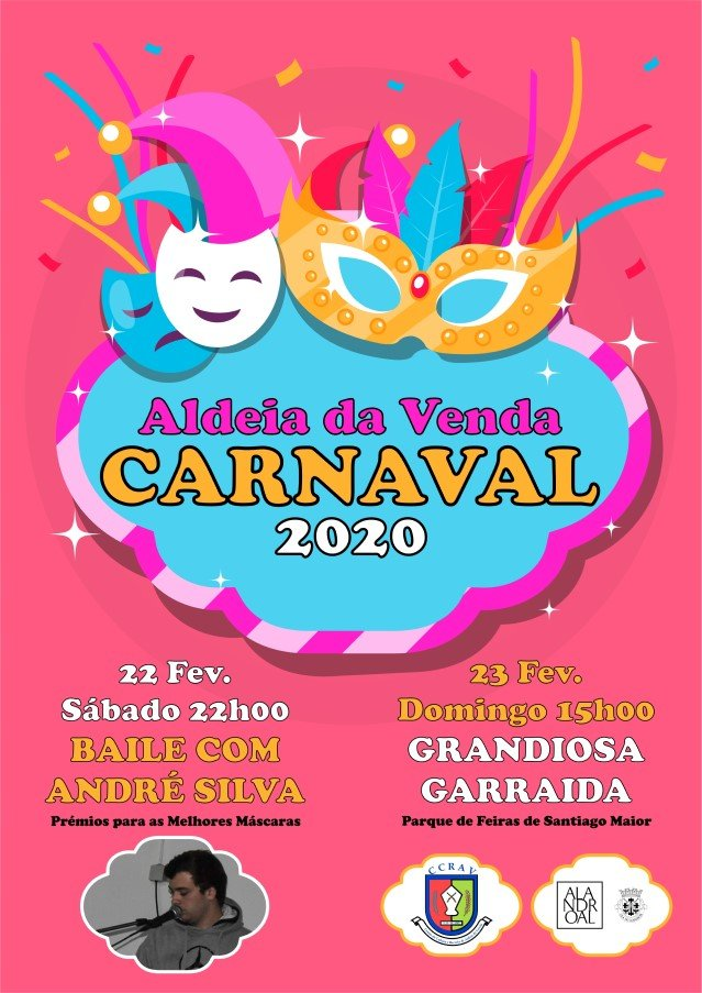 Carnaval em Aldeia da Venda
