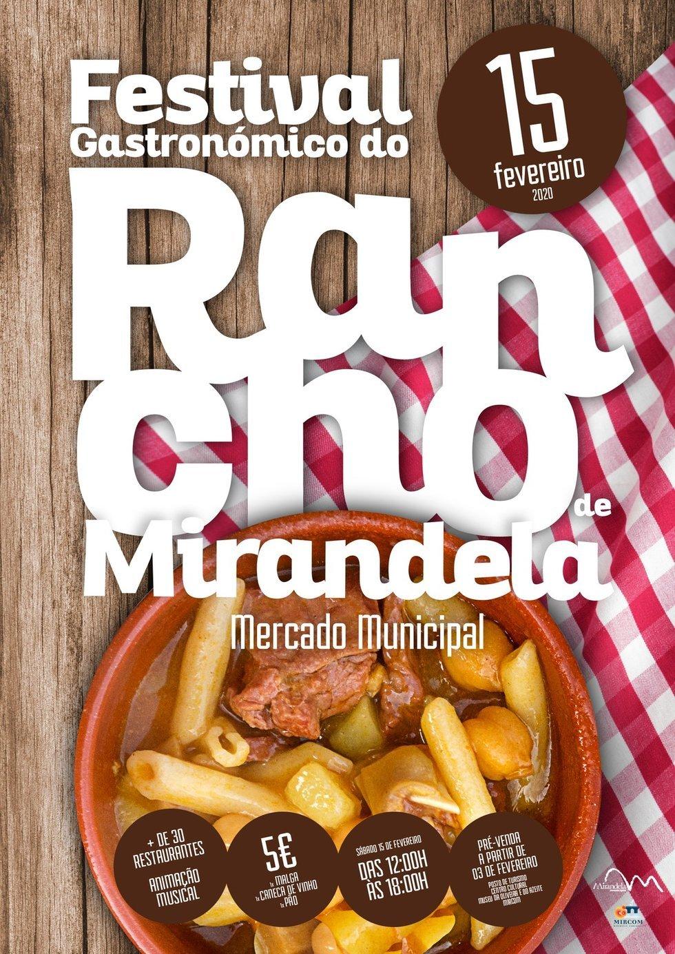 Festival Gastronómico do Rancho de Mirandela