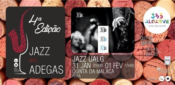Jazz nas Adegas com jazz UAlg