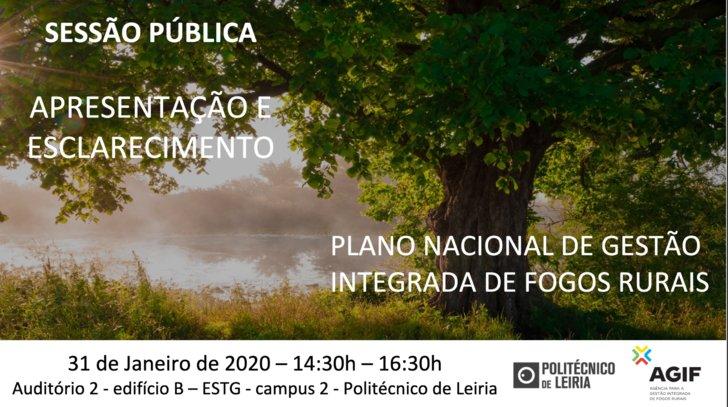 PLANO NACIONAL DE GESTÃO INTEGRADA ...
