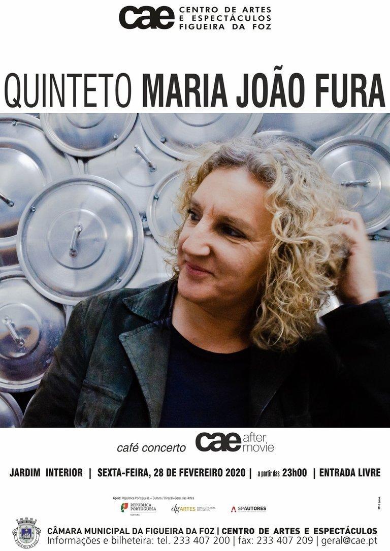 MARIA JOÃO FURA