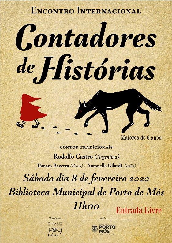 Encontro Internacional de Contadores de Histórias